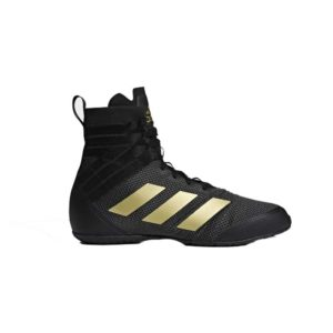 adidas Boksschoenen Speedex 18 Zwart/Goud
