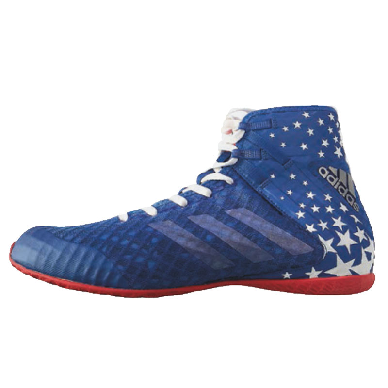 adidas Boksschoenen Speedex 16.1 Patriot Limited Edition Blauw