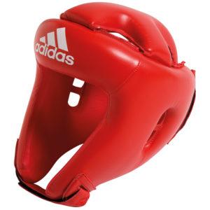 adidas Rookie hoofdbeschermer rood