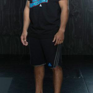adidas Leisure Fleece MMA/BJJ Short