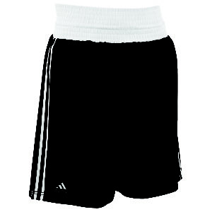 adidas Amateur Boxing Short Zwart/Wit