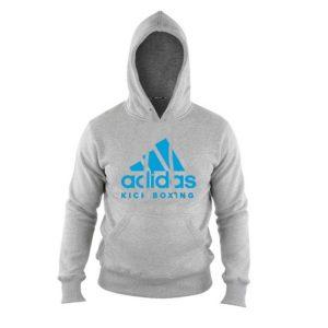 adidas Hoodie Kickboxing Community Grijs/Blauw
