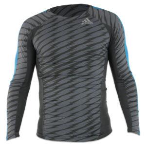 adidas Ultimate Athlete Rashguard Lange Mouw