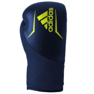 adidas Speed 200 (Kick)Bokshandschoenen Blauw/Geel