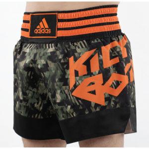 adidas Kickboksshort Camouflage