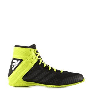 adidas Boksschoenen Speedex Zwart/Lime 16.1