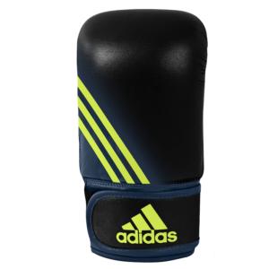 adidas Speed 300 Bokszakhandschoenen Zwart/Geel